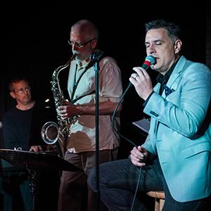 The Steve Wood Quartet featuring Steve Wood