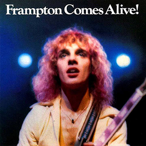 Duane Harlick presents Frampton Comes Alive