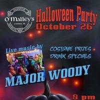 OMalleys-Halloween-Party