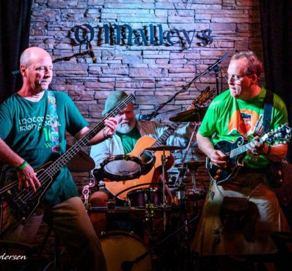 Gaelic Night with Shamus Whiskey