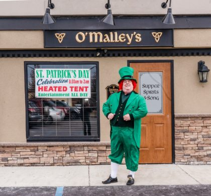 St Patrick's Day at O'Malley's