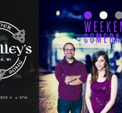 Weekend ComeBack Acoustic at O'Malley's